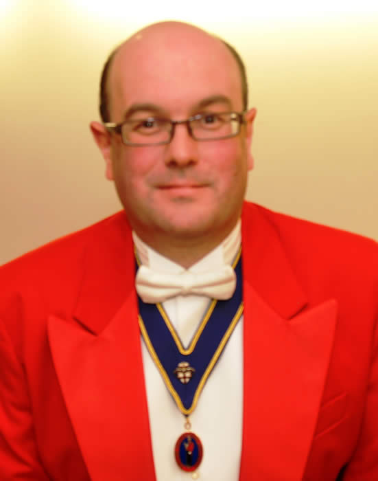Hampshire Wedding Toastmaster